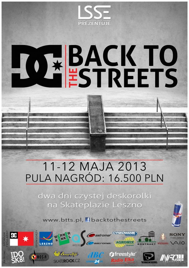 DC Back To The Streets - Leszno 11-12.V.2013