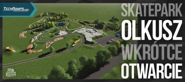 OLKUSZ-skatepark-obiekt