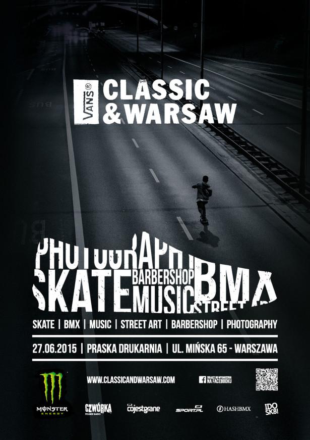 Plakat_Vans_Classic&Warsaw